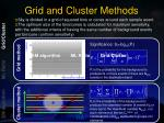 grid and cluster methods