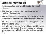 statistical methods 1