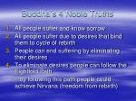 buddha s 4 noble truths