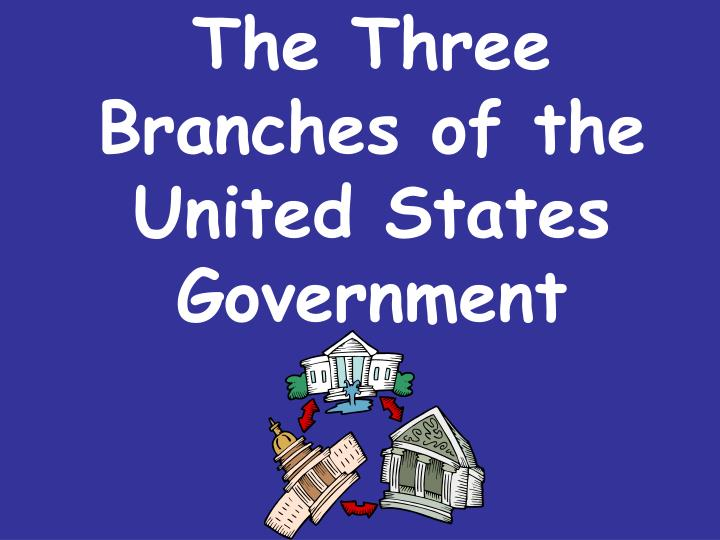 the three branches of the united states government n.