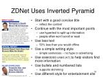 zdnet uses inverted pyramid1