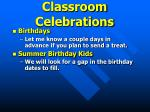 classroom celebrations1