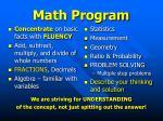math program6