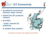 ict connectivity