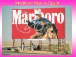 marlboro man in egypt