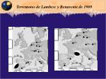terremotos de lambesc y benavente de 1909