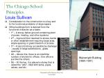 the chicago school principles3