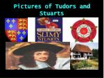 pictures of tudors and stuarts