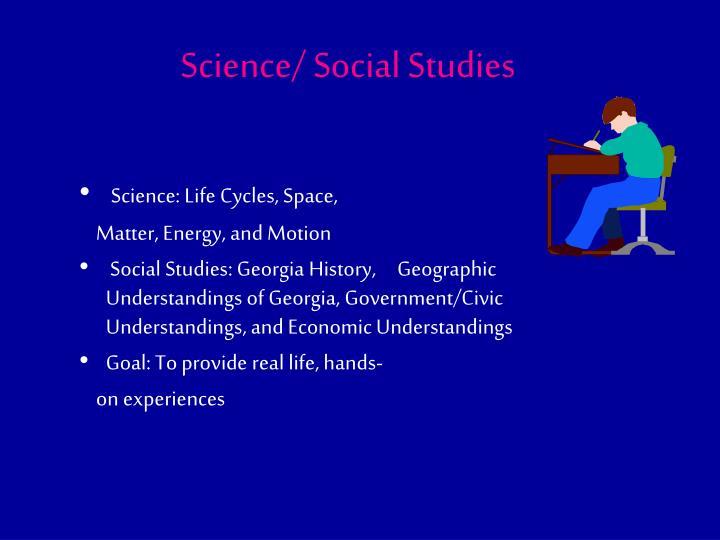 Science/ Social Studies