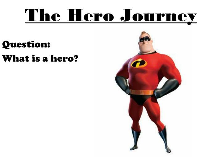 the archetypal hero journey j The archetypal hero journey, joseph campbell states, is a typical series of heroic actions four stages form the hero journey: departure, trials, epiphany, and return (the stages do not necessarily occur consecutive with the listing.