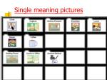 single meaning pictures1