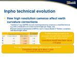 inpho technical evolution