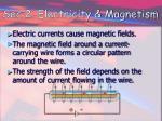 sec 2 electricity magnetism