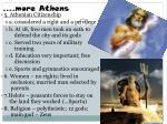 more athens