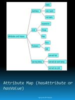 attribute map hasattribute or hasvalue