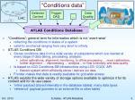 conditions data