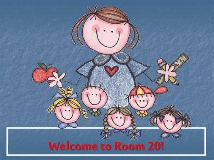 welcome to room 20 n.