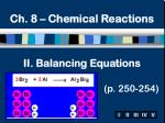 ch 8 chemical reactions1