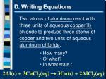 d writing equations1