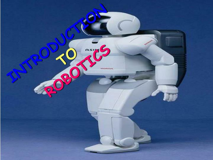 introduction to robotics n.