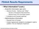 fdaaa results requirements3