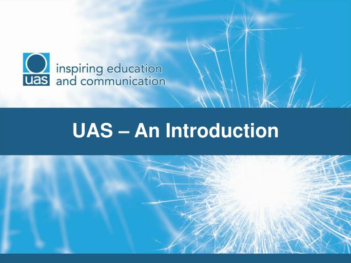 uas an introduction n.