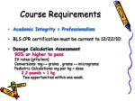 course requirements1