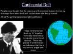 continental drift1