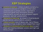 ebp strategies1