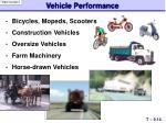 vehicle performance1