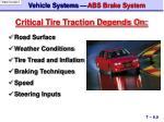 vehicle systems abs brake system2