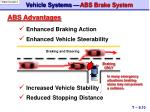 vehicle systems abs brake system3