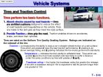 vehicle systems3