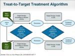 treat to target treatment algorithm