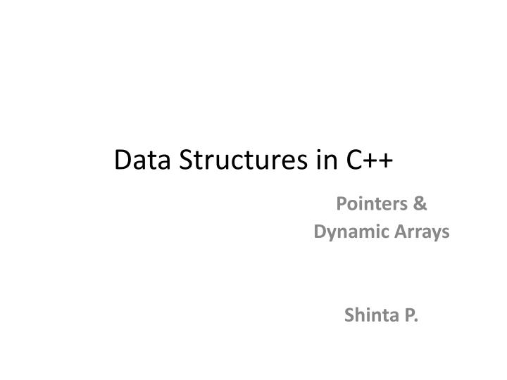 data structures in c n.