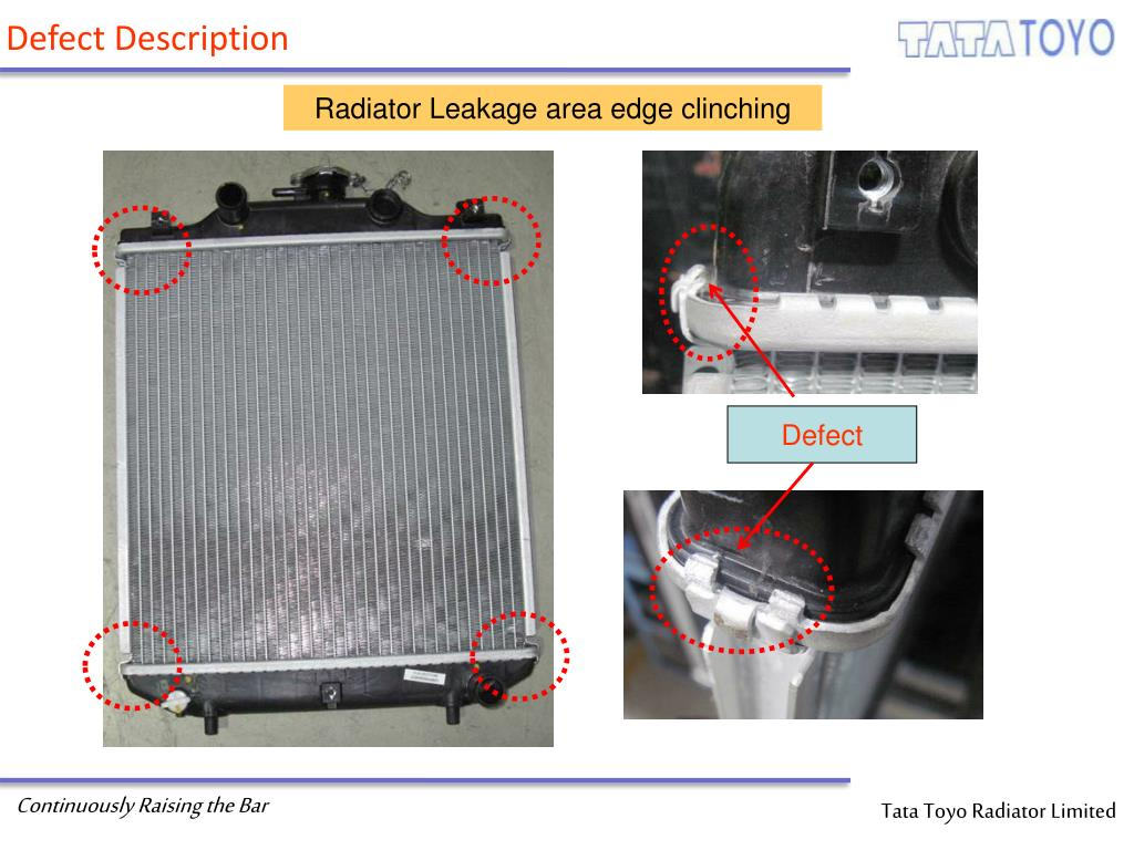 Ppt - Wel Come To Tata Toyo Radiator Powerpoint Presentation  Free Download