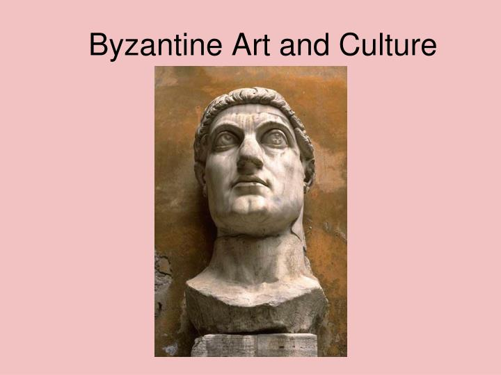byzantine art and culture n.