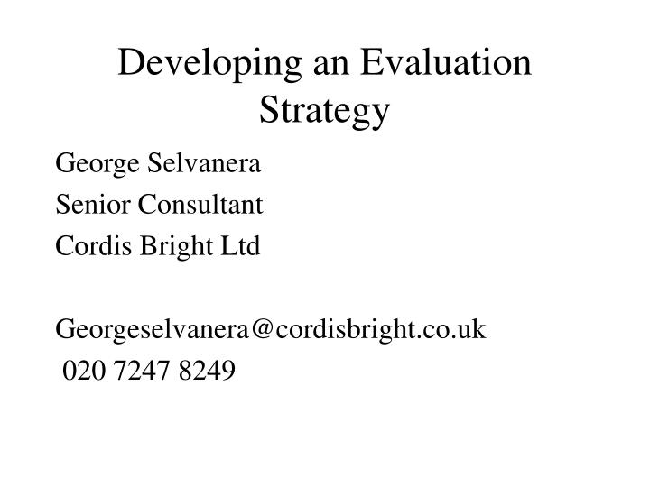 strategic evaluation consultation document for easyjet Database of free business essays introduction strategic human resource management is a modern day business concept that has been now been widely used the.