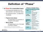 definition of phase