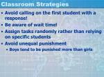 classroom strategies2