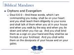 biblical mandates2
