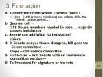 3 floor action
