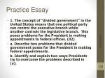 practice essay1