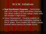 w v w initiatives1