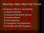 wyoming valley west high school4