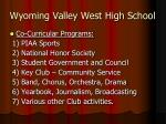 wyoming valley west high school5