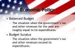 economic policy12