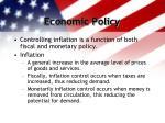 economic policy19