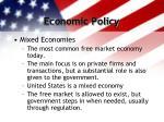 economic policy4
