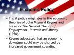 economic policy7